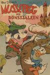 Cover for Walt Disney's serier (Richters Förlag AB, 1950 series) #1B/1953