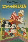 Cover for Walt Disney's serier (Richters Förlag AB, 1950 series) #5B/1953