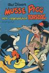Cover for Walt Disney's serier (Richters Förlag AB, 1950 series) #7B/1953