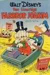 Cover for Walt Disney's serier (Richters Förlag AB, 1950 series) #1B/1954