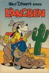 Cover for Walt Disney's serier (Richters Förlag AB, 1950 series) #4/1954