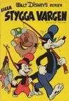 Cover for Walt Disney's serier (Richters Förlag AB, 1950 series) #5/1954