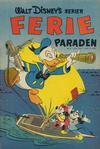 Cover for Walt Disney's serier (Richters Förlag AB, 1950 series) #6/1954