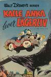 Cover for Walt Disney's serier (Richters Förlag AB, 1950 series) #7/1954