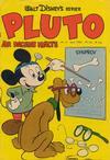 Cover for Walt Disney's serier (Richters Förlag AB, 1950 series) #4/1955