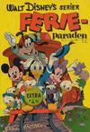Cover for Walt Disney's serier (Richters Förlag AB, 1950 series) #6/1955