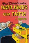 Cover for Walt Disney's serier (Richters Förlag AB, 1950 series) #7/1955