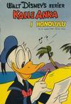Cover for Walt Disney's serier (Richters Förlag AB, 1950 series) #8/1955