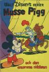 Cover for Walt Disney's serier (Richters Förlag AB, 1950 series) #9/1955