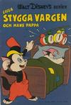 Cover for Walt Disney's serier (Richters Förlag AB, 1950 series) #2/1956