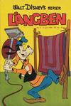 Cover for Walt Disney's serier (Richters Förlag AB, 1950 series) #4/1956