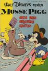 Cover for Walt Disney's serier (Richters Förlag AB, 1950 series) #5/1956