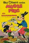 Cover for Walt Disney's serier (Richters Förlag AB, 1950 series) #11/1956