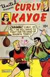 Cover for United Presents Curly Kayoe (United Features, 1948 series) #Special Fall Issue