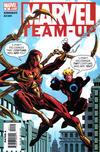Cover for Marvel Team-Up (Marvel, 2005 series) #21