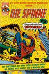 Cover for Die Spinne (Condor, 1980 series) #3