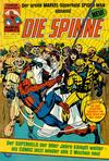 Cover for Die Spinne (Condor, 1980 series) #7