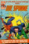 Cover for Die Spinne (Condor, 1980 series) #10