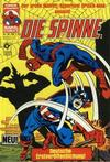 Cover for Die Spinne (Condor, 1980 series) #36
