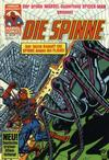 Cover for Die Spinne (Condor, 1980 series) #39