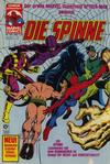 Cover for Die Spinne (Condor, 1980 series) #58