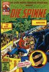 Cover for Die Spinne (Condor, 1980 series) #60