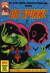 Cover for Die Spinne (Condor, 1980 series) #70