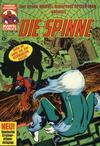 Cover for Die Spinne (Condor, 1980 series) #72