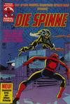 Cover for Die Spinne (Condor, 1980 series) #73
