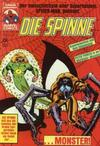 Cover for Die Spinne (Condor, 1980 series) #81