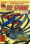 Cover for Die Spinne (Condor, 1980 series) #82