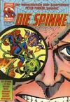 Cover for Die Spinne (Condor, 1980 series) #84