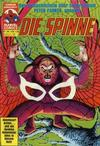 Cover for Die Spinne (Condor, 1980 series) #98