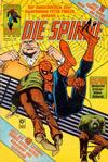 Cover for Die Spinne (Condor, 1980 series) #105