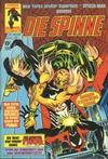 Cover for Die Spinne (Condor, 1980 series) #116