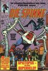 Cover for Die Spinne (Condor, 1980 series) #122