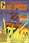Cover for Die Spinne (Condor, 1980 series) #126