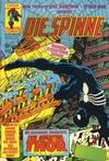 Cover for Die Spinne (Condor, 1980 series) #127