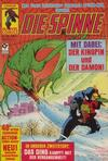 Cover for Die Spinne (Condor, 1980 series) #138