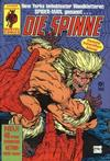 Cover for Die Spinne (Condor, 1980 series) #186