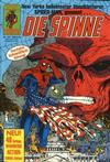Cover for Die Spinne (Condor, 1980 series) #187