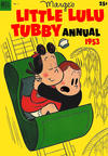 Cover for Marge's Little Lulu Tubby Annual (Dell, 1953 series) #1