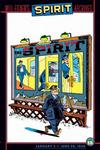 Cover for Will Eisner's The Spirit Archives (DC, 2000 series) #18