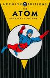 Cover for The Atom Archives (DC, 2001 series) #1