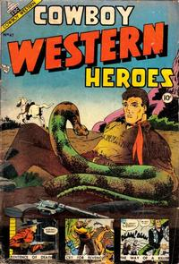 Cover Thumbnail for Cowboy Western Heroes (Charlton, 1953 series) #47