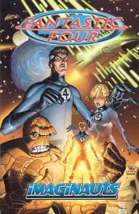 Cover Thumbnail for Fantastic Four (Marvel, 2003 series) #1 - Imaginauts