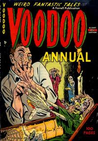 Cover Thumbnail for Voodoo Annual (Farrell, 1952 series) #1