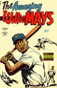 Cover Thumbnail for The Amazing Willie Mays (Eastern Color, 1954 series)