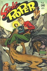 Cover Thumbnail for Steve Roper (Eastern Color, 1948 series) #1