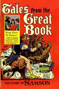 Cover Thumbnail for Tales from the Great Book (Eastern Color, 1955 series) #1